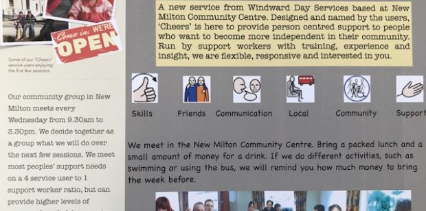 New Milton Community Group (Cheers!!)