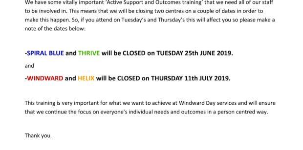 Closure Days