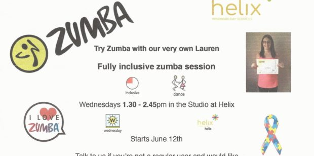 New Zumba and Drama Sessions at Helix