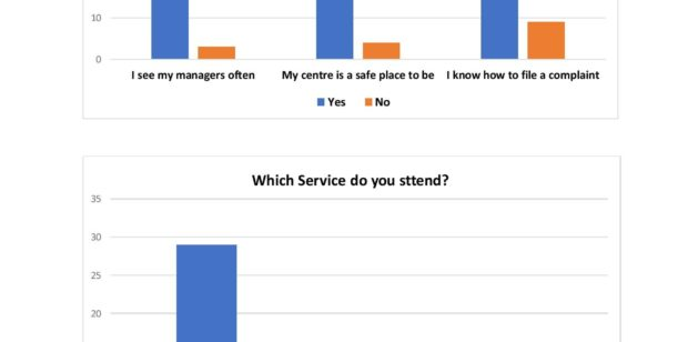 Service User Satisfaction Survey 2019 Results